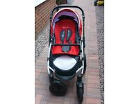 3 in 1 Travel System (Pram/Stroller/Buggy)f