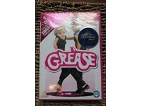Grease DVD Singalong 2 disc special edition feature