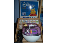 Brother e-touch Disney Embroidered Applique Creator