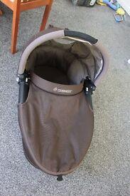 Maxi Cosi carrycot LOOLA & ELEA brown colour
