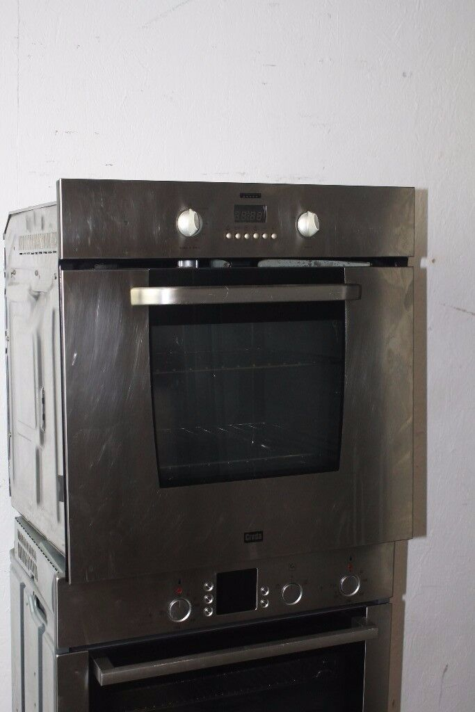 Creda Built-in Single Oven/Cooker Digital Display Good Condition 12 Month Warranty