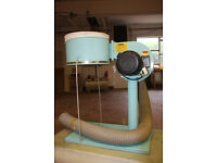 Toolmaster 240 volt single phase dust extractor