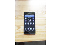 Xperia Z3 Unmarked screen Boxed with 2 cases