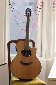 Guitar For Sale Yamaha APX 500 II Acoustic / Electric with Hard Case - Southside