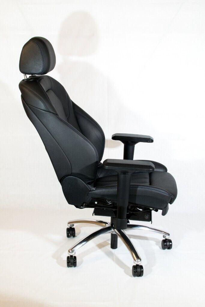 Strange 2017 Bmw 5 Series M Sport Electric Office Chair Car Seat Executive Gaming Not Recaro Sparco In Cookridge West Yorkshire Gumtree Machost Co Dining Chair Design Ideas Machostcouk