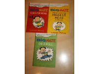 3 x Big Nate books by Lincoln Peirce