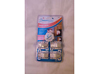 Brand new in box four magnetic locks and key by dream baby
