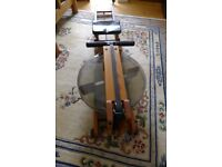 Water rower Rowing machine for sale
