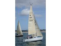Mischief 24 Racing Boat