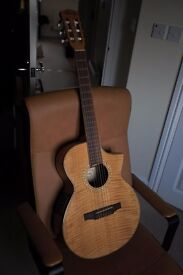 Ibanez EWN30SYE-NT Natural Nylon 6 String Electro-Acoustic Guitar Classical - great condition