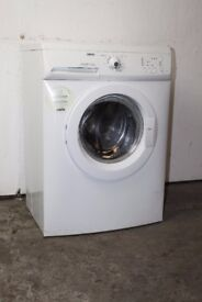 Zanussi 6kg 1200 Spin Washing Machine Good Condition 6 Month Warranty Delivery and Install Available