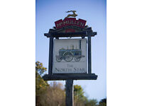 Full and Part Time Chef - Up to £8.50 per hour - Live Out - North Star - Welwyn, Hertfordshire
