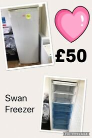 2 Upright Freezers