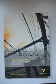 GCSE English York Revision notes for A View from the Bridge
