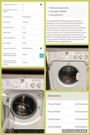 Indesit integral washing machine