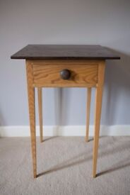 Hand-crafted Wooden Shaker Table
