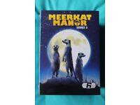Meerkat Manor Series 3 box set (Unopened) - 6 DVD set