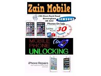 Samsung iPhone Unlock Screen Repair FRP Samsung Google Account Laptop Repair