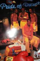 Tommy Hearns vintage boxing poster