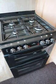 New World Dual Fuel Double Oven & Hob / Cooker