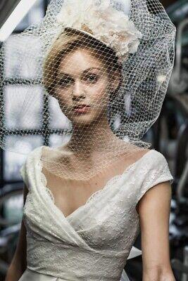 Cymbeline Baccarat French Wedding Dress Sample Sz42