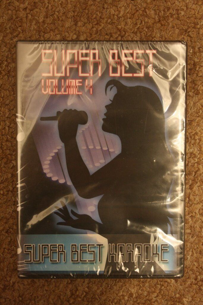 Super Best Karaoke Volume 4. Condition: New. Price + Delivery: £4.