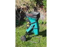 Garden shredder Bosch AXT 2000
