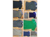 Men's tops medium lots of brands