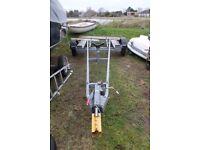 SBS Trailer model 1300BK Single axle