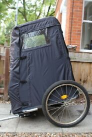Single Bicycle Trailer for Children *Good Condition*