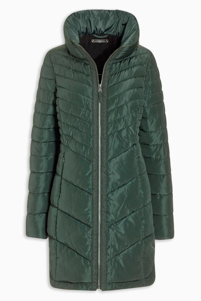 Next Padded Jacket. Size 10. New with tags