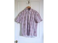 Ben Sherman - Beatles 'HELP' print - short-sleeved shirt - L - Never worn - Original packaging