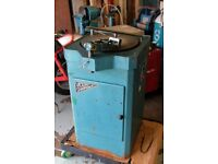 Viceroy Sharpedge Blade Sharpening Machine for wood tools. Ex high school, Complete, good condition.