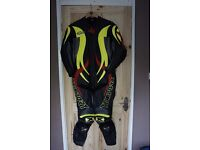 Texport Motorcycle Leathers Size 54