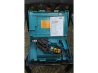 Makita Diamond Core Hammer Drill