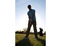 Caddie / Golf partner