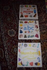 Boarded Word Book for KIDS