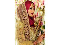 last minute female muslim/asian wedding photographer mehndi engagement parties
