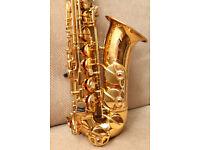 Yamaha Custom YAS875EX alto saxophone