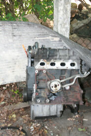Volkswagen Lupo 1.6 GTI 6 speed parts - VW engine RARE