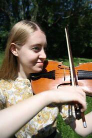 Violin Teacher Lewisham