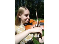 Violin Teacher South East London