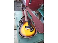 1959 Gibson Melody Maker 3/4, the single-cut first year, ie the one to collect