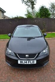 2014 Seat Ibiza 1.4 toca 26k mls mot July 2019
