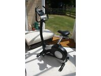 DKN AM-E Exercise Bike good as new