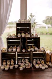 Vintage Crates - WEDDINGS / BIRTHDAYS / CAKE DISPLAY STAND