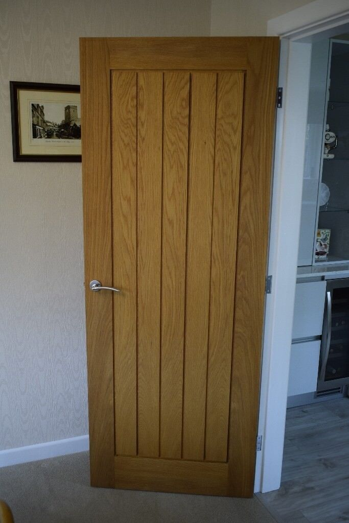 Light Oak Veneer Interior Door In Prestbury Cheshire Gumtree