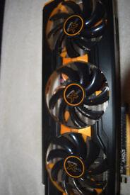 Radeon R9 290X OC 4Gb DDR5 Ram TriX Graphics Card