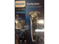 PHILIPS SERIES 9000 ELECTRIC SHAVER