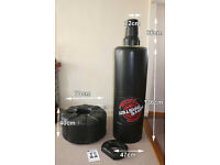 Century ultimate XXL floor standing punch bag for thai / kick boxing cardio fitness